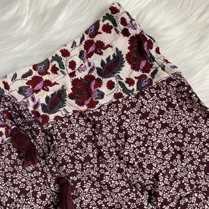Band of Gypsies Floral Cotton Soft Cloth Shorts